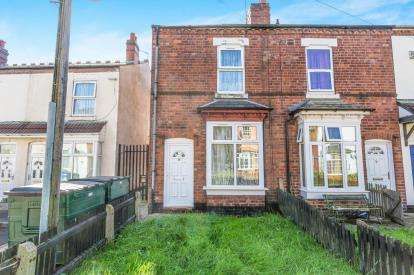2 Bedrooms End Of Terrace House for sale in Kirby Road, Winson Green, Birmingham, West Midlands