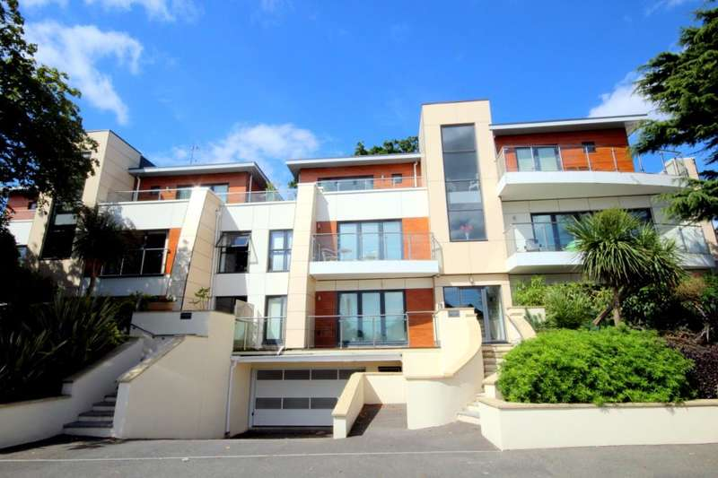 3 Bedrooms Flat for sale in Aspirations, 3 Glenair Road, Lower Parkstone, Ashley Cross, Poole, BH14