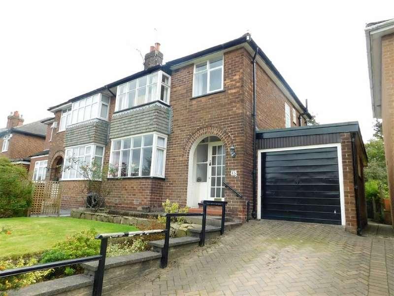 3 Bedrooms Property for sale in Cross Lane, Marple, Stockport