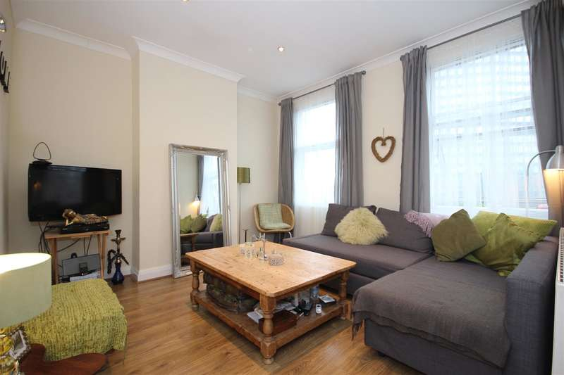 2 Bedrooms Flat for sale in Harrow Road, Wembley