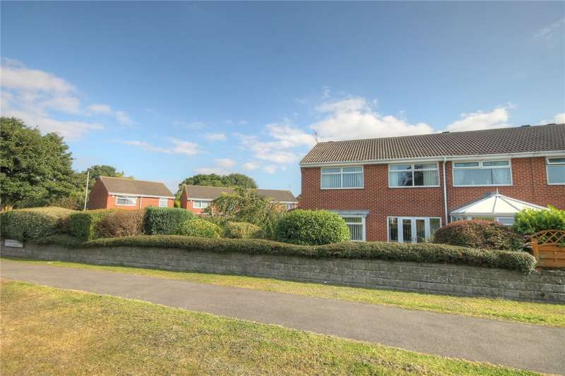 3 Bedrooms Semi Detached House for sale in Etherley Lane, Bishop Auckland, County Durham, DL14