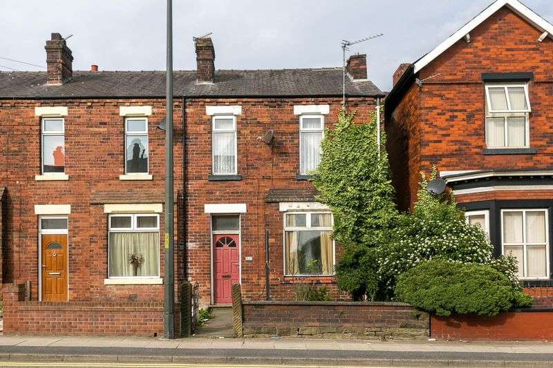2 Bedrooms Terraced House for sale in Warrington Road, Goose Green, WN3 6PB