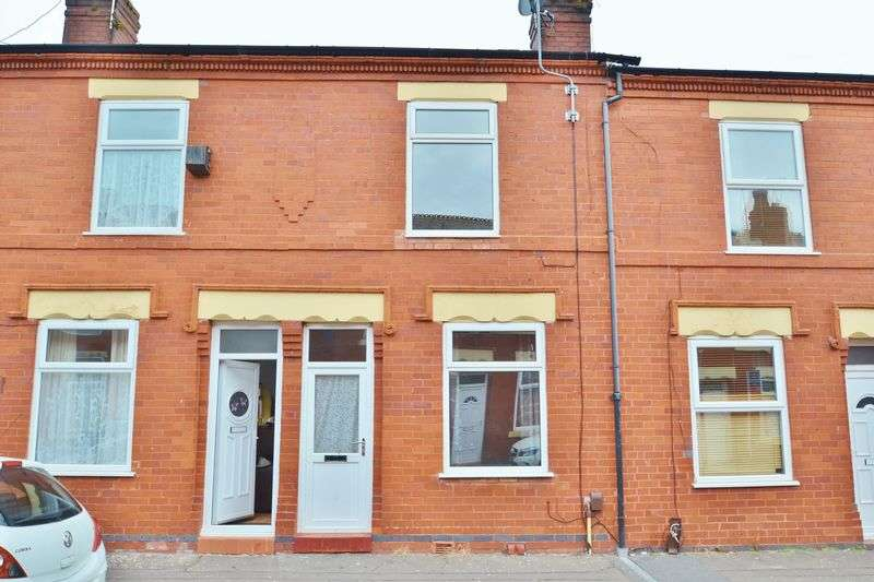 2 Bedrooms Terraced House for sale in Fram Street, Salford