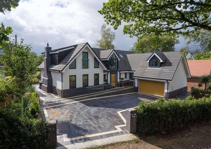 4 Bedrooms Detached House for sale in La Villa Blanca, Hillside Avenue, Parbold, WN8 7AW