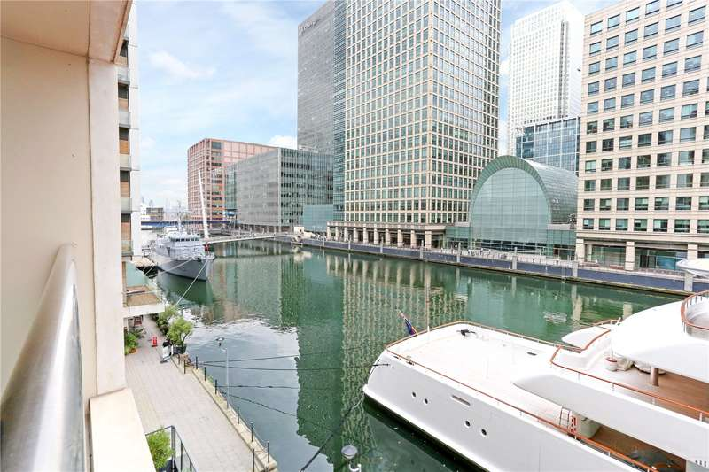 2 Bedrooms Flat for sale in Discovery Dock East, 3 South Quay Square, London, E14