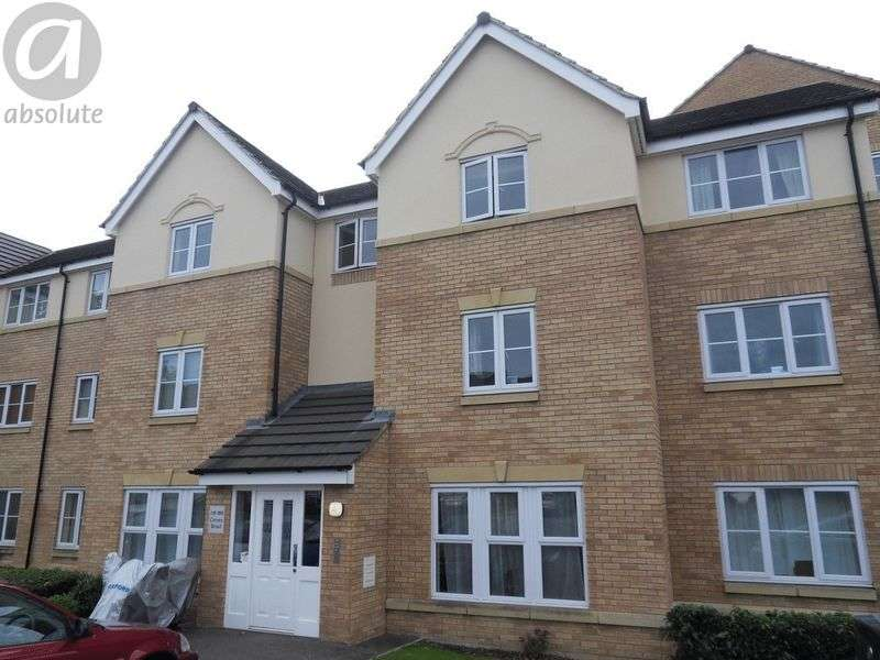 2 Bedrooms Flat for sale in Crowe Road, Bedford