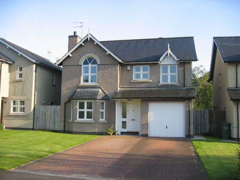 4 Bedrooms Detached House for sale in Kirkbie Green, Kendal