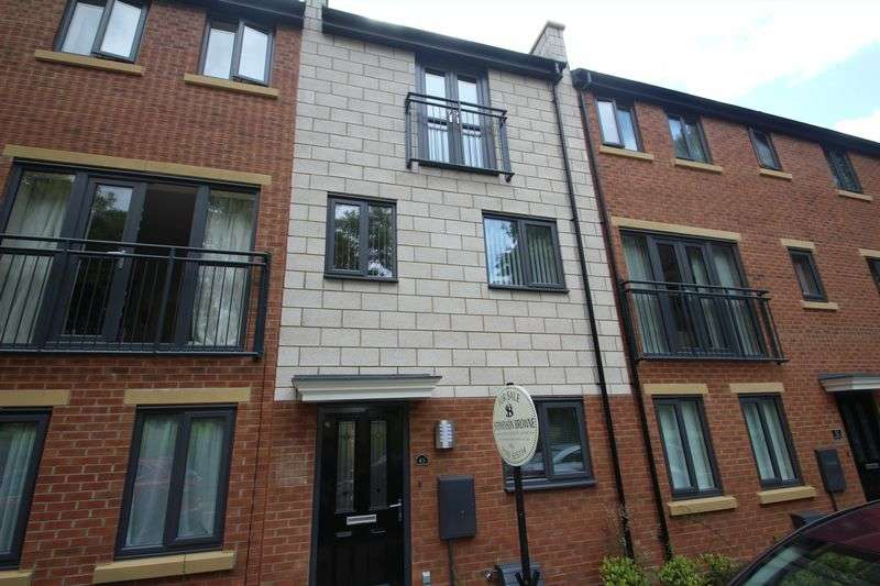 3 Bedrooms Terraced House for sale in Ridgway Road, Caldon Quay, Stoke-On-Trent