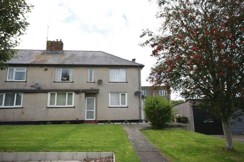 2 Bedrooms Flat for sale in Llangefni, Anglesey