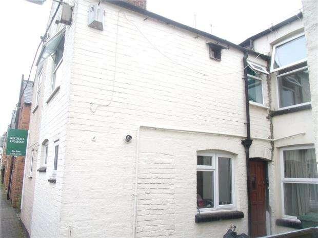 3 Bedrooms Terraced House for sale in Jubilee Terrace, Stony Stratford