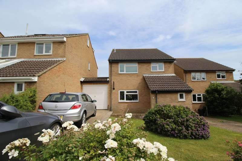 4 Bedrooms Detached House for sale in Glynn Rise, Peacehaven, BN10