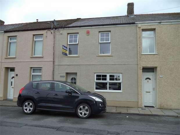 3 Bedrooms Terraced House for sale in Glyn Terrace, TREDEGAR, Blaenau Gwent