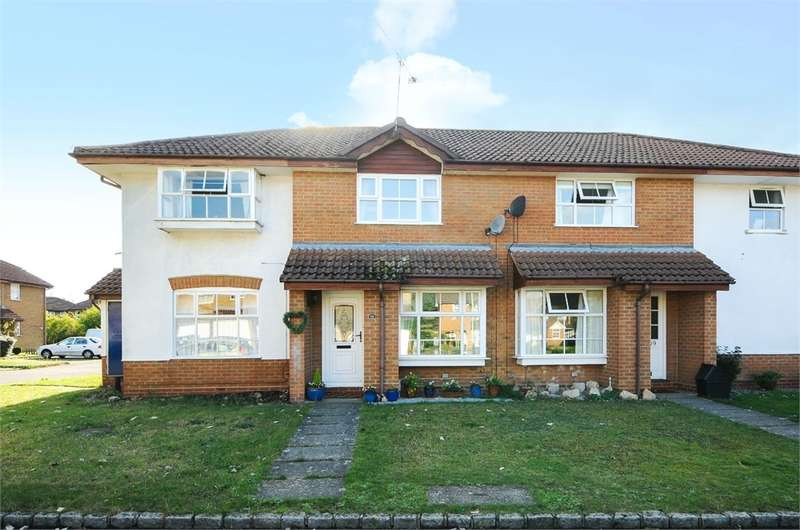 2 Bedrooms Terraced House for sale in Woodley, READING