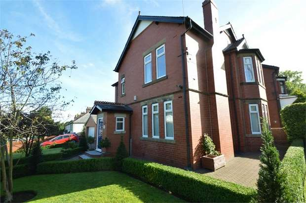 4 Bedrooms Detached House for sale in Holden House, Ostrich Lane, Prestwich, MANCHESTER, Lancashire