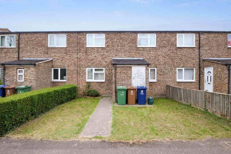 3 Bedrooms Terraced House for sale in Saunders Road, East Oxford