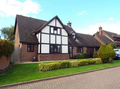 4 Bedrooms Detached House for sale in Waltham Chase, Southampton, Hampshire