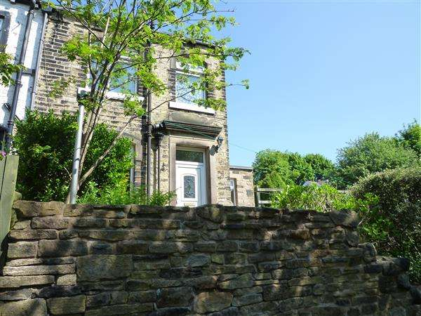 2 Bedrooms Cottage House for sale in Scarhouse Lane, Golcar, Huddersfield