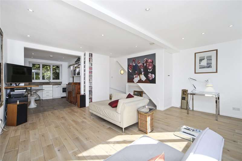 4 Bedrooms Terraced House for sale in Fellows Road, London, NW3