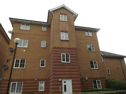 2 Bedrooms Flat for sale in Cory Place, Windsor Quay, Cardiff Bay, Cardiff