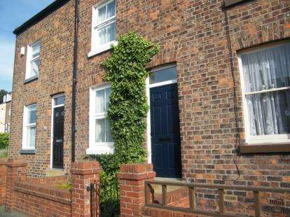 4 Bedrooms Terraced House for sale in Green Lane, Whitby, North Yorkshire