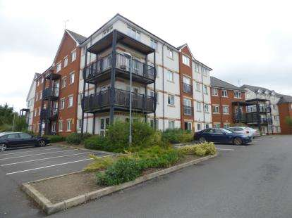 2 Bedrooms Flat for sale in Gladstone Mews, Gladstone Street, Warrington, Cheshire, WA27LG