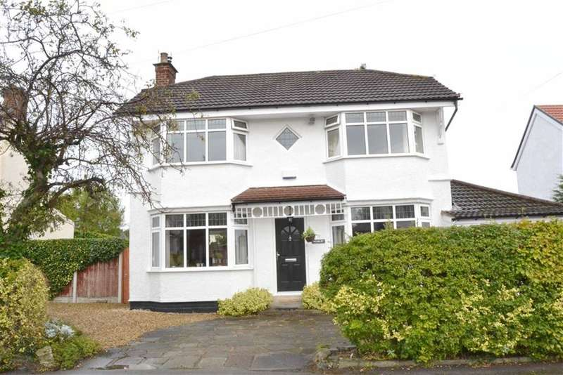 3 Bedrooms Property for sale in Crossdale Road, Bromborough, Wirral