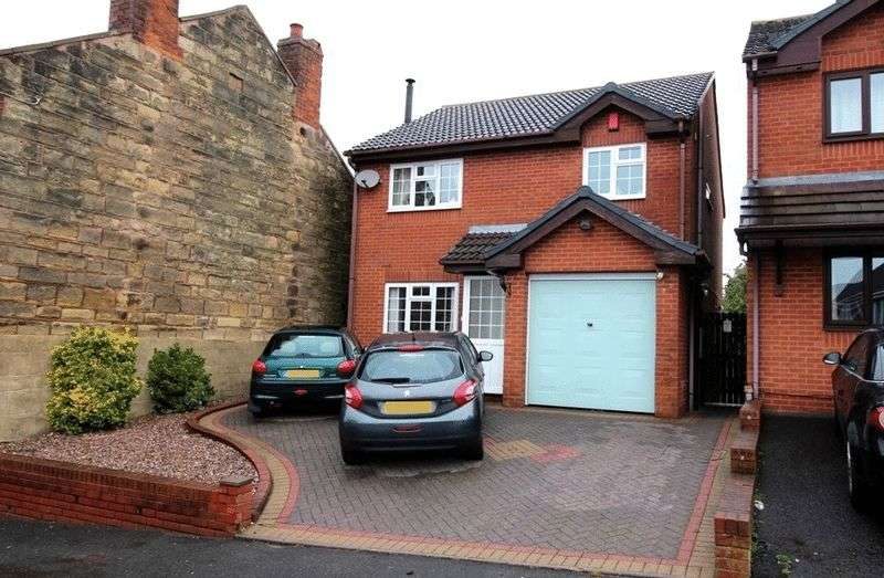 3 Bedrooms Detached House for sale in Hill Street, Upper Gornal, Dudley