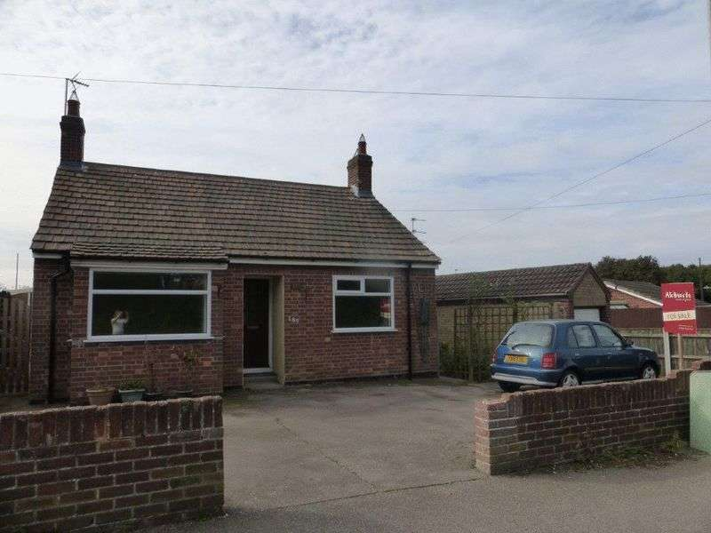 2 Bedrooms Detached Bungalow for sale in Lowestoft