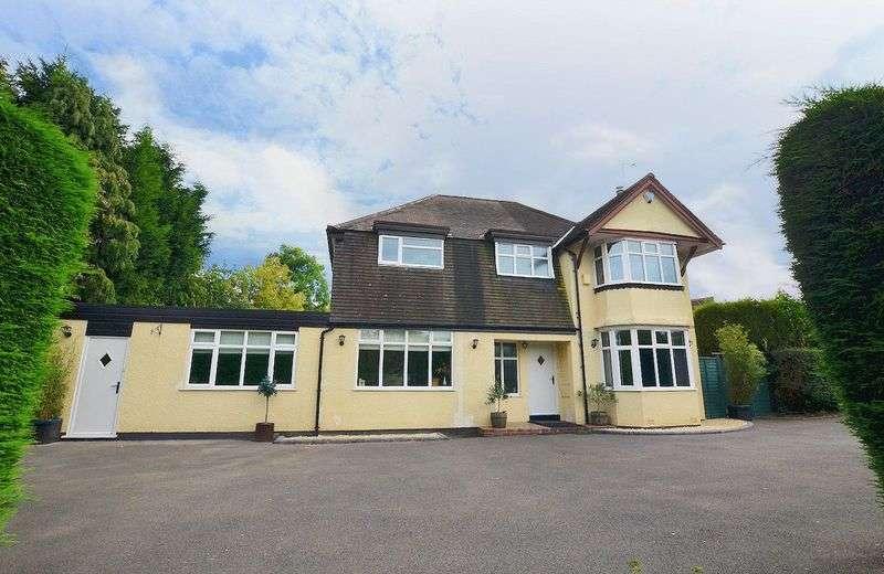 4 Bedrooms Detached House for sale in Hagley Road, Hayley Green, Halesowen