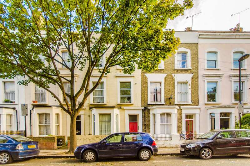 2 Bedrooms Flat for sale in Dunford Road, Holloway, N7