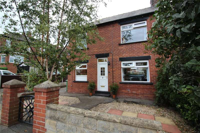 2 Bedrooms Semi Detached House for sale in Kirkdale Mount, Wortley, Leeds, LS12
