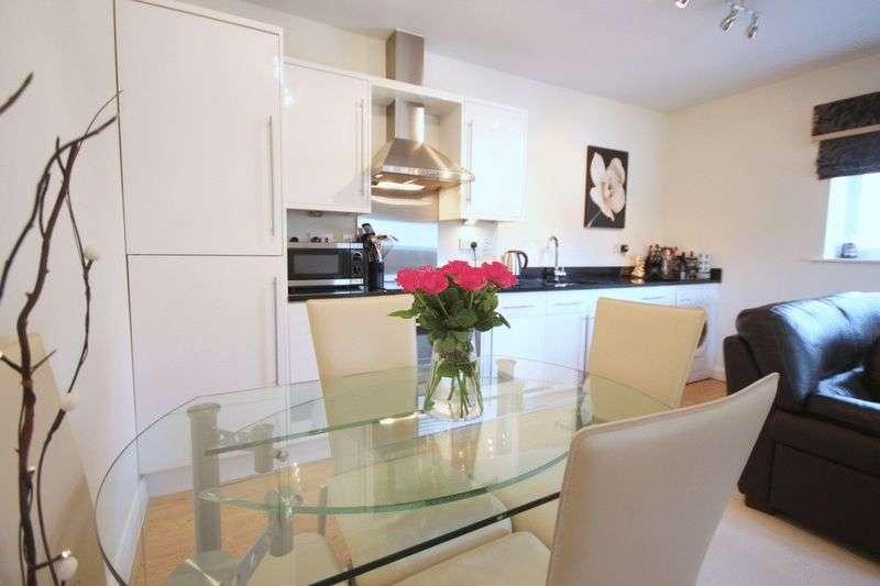 2 Bedrooms Flat for sale in Manor Farm Drive, Tittensor