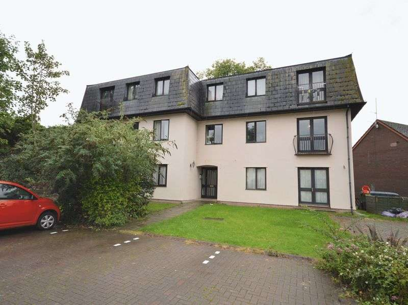 2 Bedrooms Flat for sale in Station Road, Abergavenny