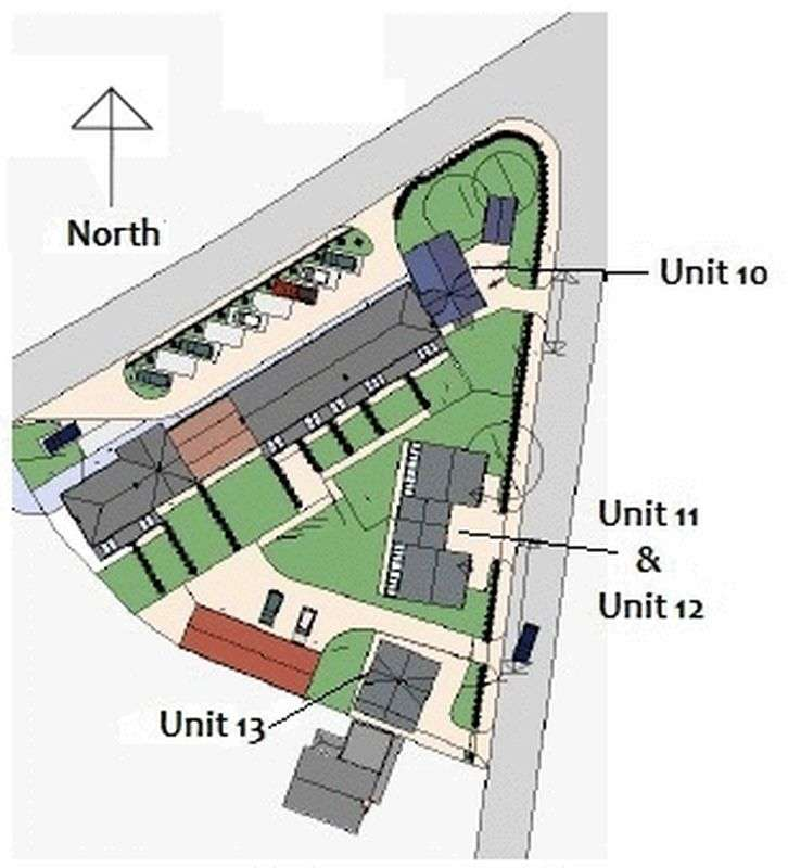 3 Bedrooms Property for sale in Silver Street, Wragby
