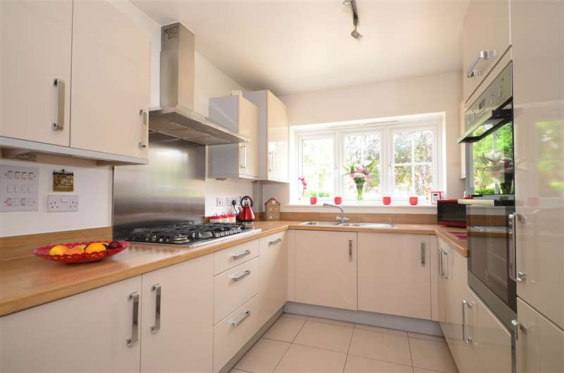 6 Bedrooms Detached House for sale in St. Aidan Close, Crawley, West Sussex