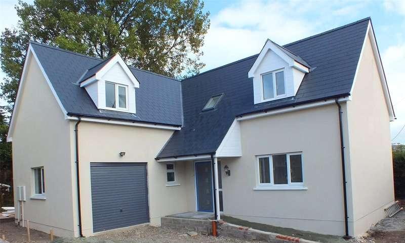 4 Bedrooms Detached House for sale in Sandalwood, Wooden, Saundersfoot, Pembrokeshire