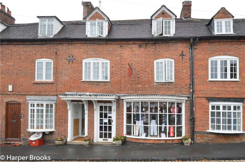 2 Bedrooms Maisonette Flat for sale in Castle Hill, Kenilworth, CV8