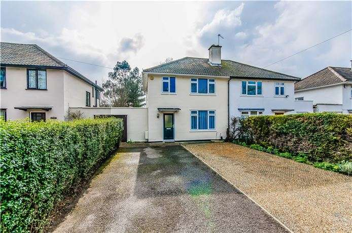 3 Bedrooms Semi Detached House for sale in Newmarket Road, Cambridge