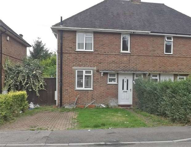 3 Bedrooms Semi Detached House for sale in Halsway, Hayes, Greater London