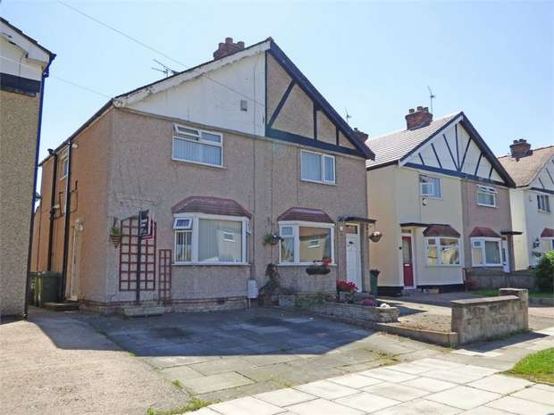 3 Bedrooms Semi Detached House for sale in Mark Rake, Wirral, Merseyside