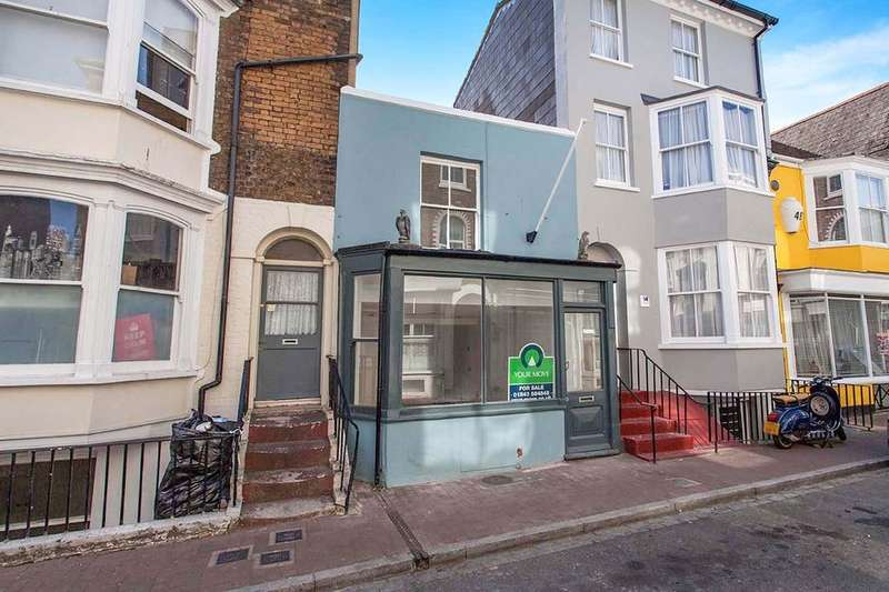 2 Bedrooms Property for sale in Addington Street, Ramsgate, CT11