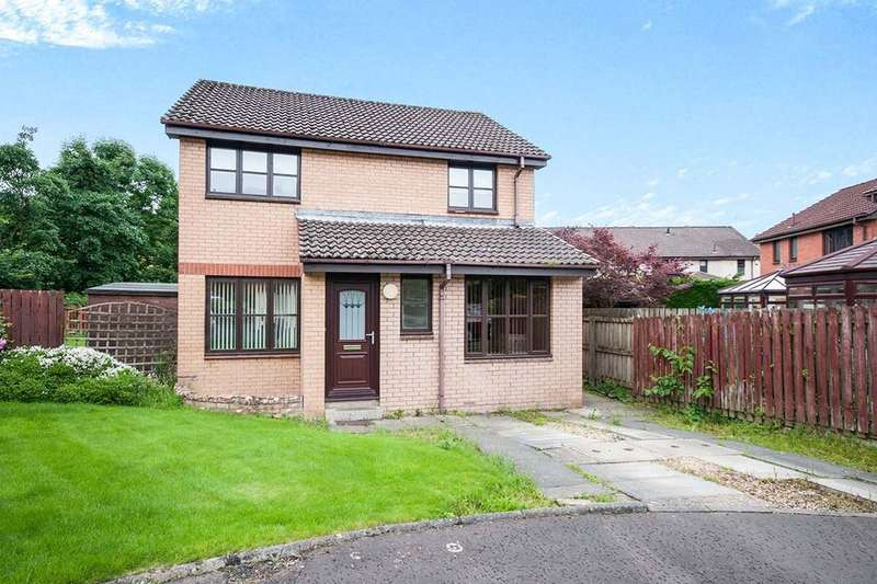 3 Bedrooms Detached House for sale in Bailielands, Linlithgow, EH49
