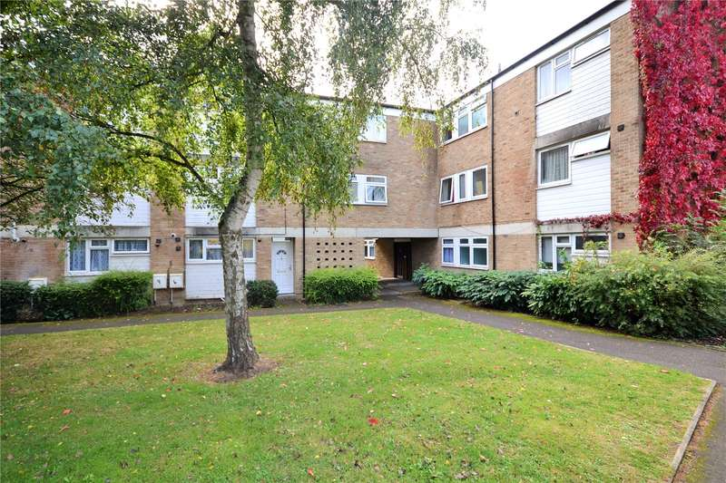 2 Bedrooms Apartment Flat for sale in Lydbury, Bracknell, Berkshire, RG12