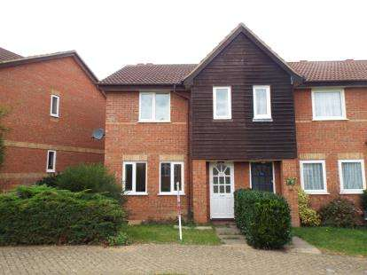 3 Bedrooms End Of Terrace House for sale in Toftwood, Dereham