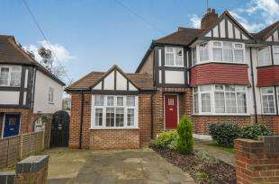 3 Bedrooms End Of Terrace House for sale in Senlac Road, London, Senlac Road, London