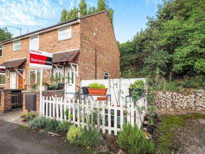 1 Bedroom Maisonette Flat for sale in Woodstock Avenue, Bobbersmill, Nottinghamshire