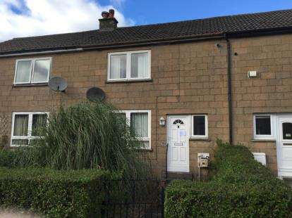 2 Bedrooms Terraced House for sale in Fir Place, Johnstone