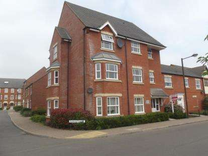 2 Bedrooms Flat for sale in Holborn Crescent, Tattenhoe, Milton Keynes, Buckinghamshire