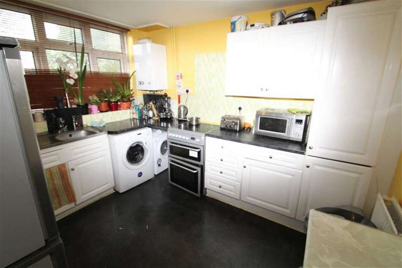 2 Bedrooms Flat for sale in Hatfield Court, Northolt, Middlesex