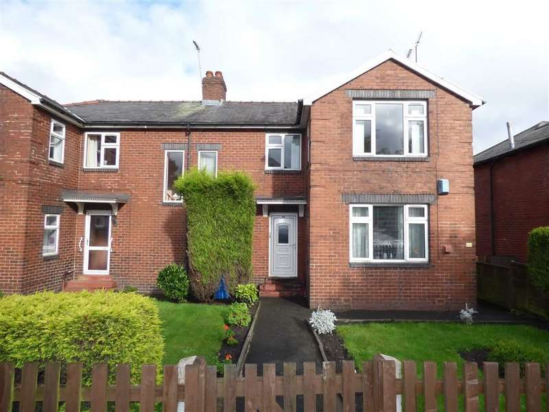 1 Bedroom Property for sale in Church Road, Shaw, Oldham, OL2